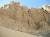 Храм царицы Хатшепсут. Скалы Дейр эль-Бахри