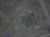 Храм Святой Троицы. Фрагменты старой росписи.