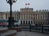 Исаакиевская площадь. Вид на Мариинский дворец