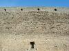 Ивангородская крепость. Крепостная стена