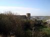 Ивангородская крепость. Вид на Длинношею башню