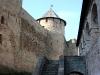 Ивангородская крепость. Воротная башня и ступени Успенского собора, 1507-1509 гг