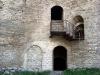Ивангородская крепость. У подножия Колодезной башни