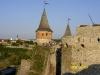 Каменец-Подольская крепость. Рожанка и Дневная башня