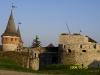 Каменец-Подольская крепость. Рожанка, Дневная и Новая западная башни
