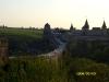 Каменец-Подольская крепость. Общий вид