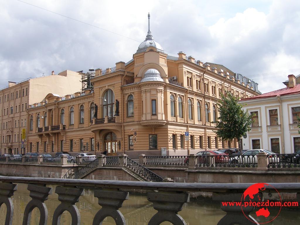 Канал Грибоедова Фото | Проездом.ком: http://www.proezdom.com/saint-peterburg/sankt-peterburg/kanal-griboedova