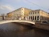 Канал Грибоедова. Мучной мост