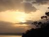 Кара-Даг. Блики заката над заливом