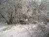 Караби-Яйла. Снежный пейзаж
