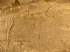 Карнакский храм. Иероглифы на стенах храма