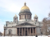 Исаакиевский собор. Вид с Исаакиевской площади