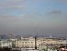 Колоннада Исаакиевского собора. Вид на Дворцовую площадь