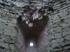 Копорская крепость внутри башни