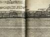 Северная часть Копорской крепости со стороны крепостного двора. Картина 1730 года.
