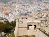Старый город Ибица. Панорама города