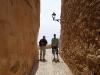 Старый город Ибица. Крепостные стены