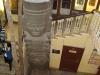 Кунсткамера. Лестница у входа