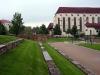 Литомышль. Монастырские сады