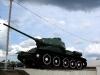 Мемориал Линия обороны. Танк Т-34