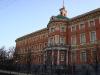 Михайловский замок. Восточный фасад