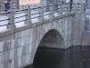 Михайловский замок. Трехпролетный мост