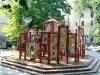 Мозаичный дворик. Детская площадка