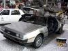 """Музей автомобилей и техники. Машина из фильма """"Назад в будущее"""""""
