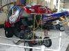 Музей автомобилей и техники. Выставка гоночных машин
