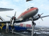 Музей автомобилей и техники. Выставка самолетов