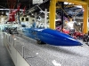 Музей автомобилей и техники. Самый скоростной автомобиль в мире