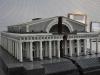 Музей Российской Академии Художеств. Проектная модель Биржи
