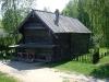 Музей Витославлицы. Изба Царевой, начало XIX века
