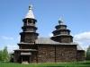 Музей Витославлицы. Деревянная церковь Николы, 1767 год