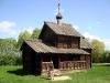 Музей Витославлицы. Деревянная церковь Успения, 1599 год