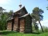 Музей Витославлицы. Деревянная церковь Николы, 1688 год