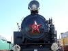 Музей железнодорожной техники. Промышленный паровоз 9П-15387, 1953 год