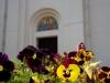 Набережная В.И. Ленина. У храма Святого Николая на Монастырском острове