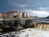 Нарвский водопад. Мануфактура Штиглица
