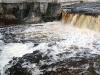 Нарвский водопад. Бурные воды Нарвы