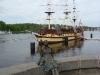 Новгородский кремль. Пешеходный мост