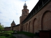 Новгородский кремль. Вид на башню Кокуй и Княжую башню