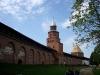 Новгородский кремль. Вид на башню Кокуй и Покровскую башню