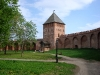 Новгородский кремль. Дворцовая башня