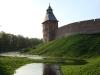 Новгородский кремль. Спасская башня