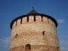 Новгородский кремль. Белая (Алексеевская) башня