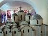Новгородский музей. Макет Софийского собора