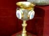 Новгородский музей. Золотая кладовая. Митра, XVIII век
