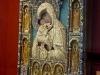 Новгородский музей. Золотая кладовая. Икона Богоматерь Почаевская, XIX век
