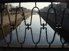 Обводный канал. Решетка Можайского моста